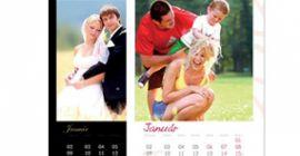 Výroba kalendárov